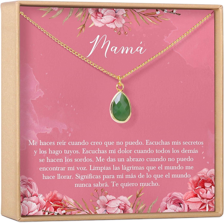 Collar Regalo Para Beauty products Complete Free Shipping Madre Mamá de Cumpleaños Día la