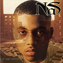 nas vinyl it was written