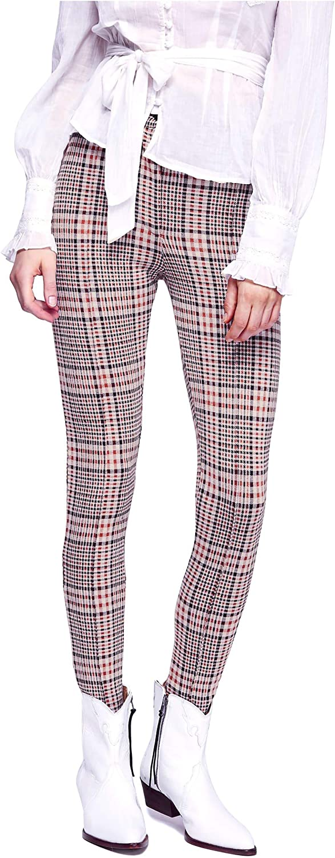 Free People Womens Carnaby Casual Lounge Pants, Orange, 12
