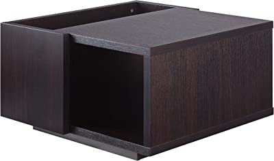 HOMES: Inside + Out Maddy Coffee Table, Brown