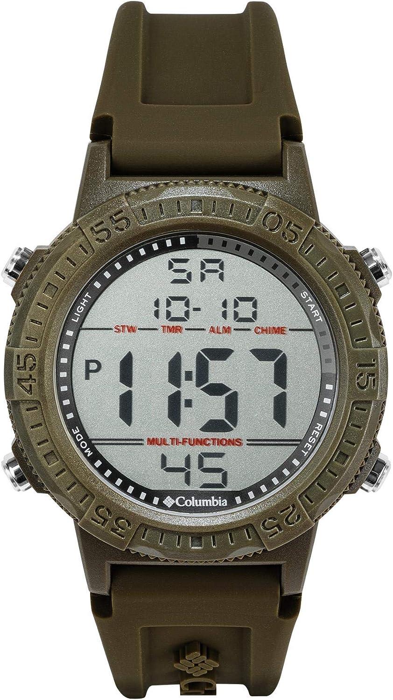Columbia Reloj deportivo de policarbonato