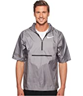 Nike Shield Short Sleeve Running Jacket
