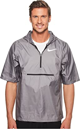 Nike - Shield Short Sleeve Running Jacket