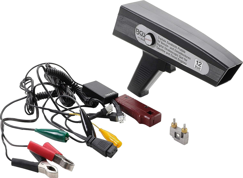 Bgs 40107 Digitale Zündlicht Pistole Für Benzin Und Dieselmotoren Baumarkt
