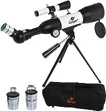 Gskyer Telescope, AZ50350 German Technology Telescope, Travel Refractor Telescope for Kids