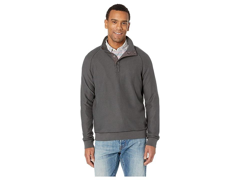 Tommy Bahama - Tommy Bahama Seacoast Snap Mock Neck Sweater