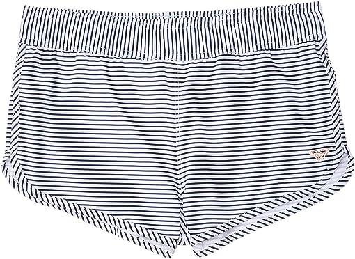 Medieval Blue Cosy Stripes