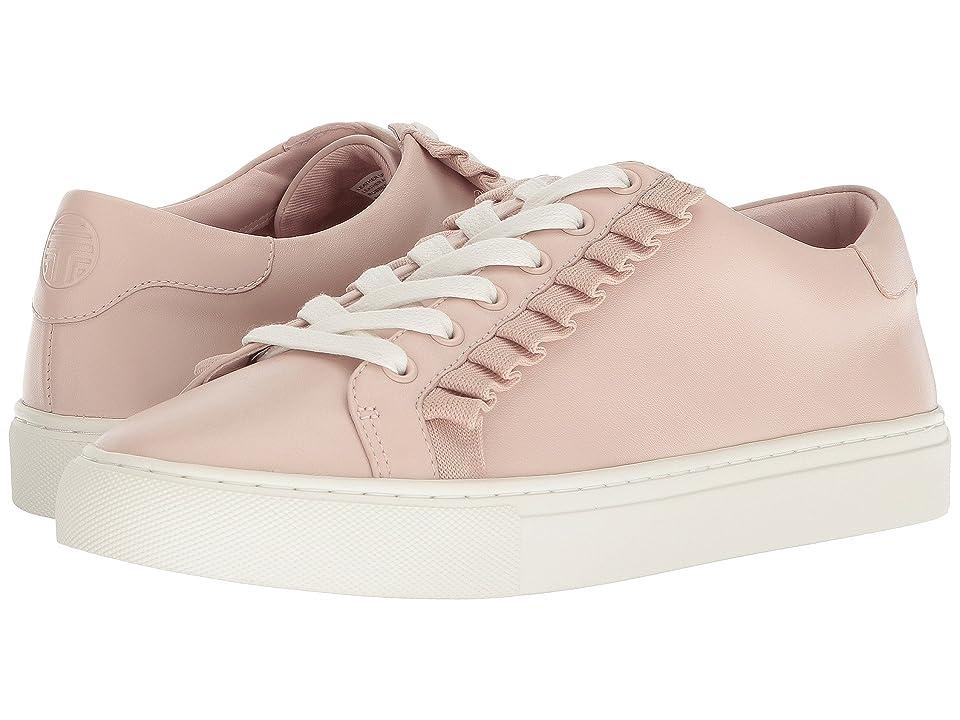 Tory Sport Ruffle Sneaker (Shell Pink/Shell Pink) Women
