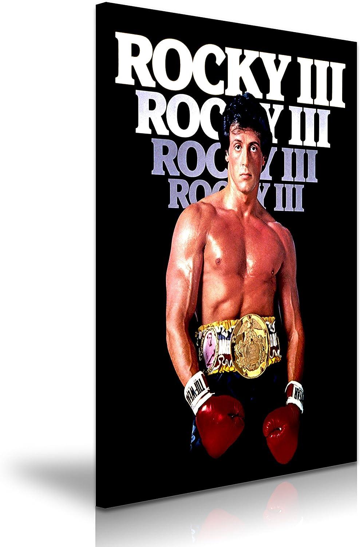Rocky Balboa Film Film Film Leinwand Wandbild Kunstdruck Bild 50 x 76 cm B06XK1ZQ5K 2628c6
