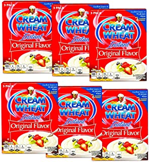 Cream of Wheat, Instant Hot Cereal (Original, 18 Packets)