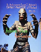 Dr. Acula Presents Forrest J. Ackerman's Famou Monsters of Filmland vol. 2 (Volume 2)