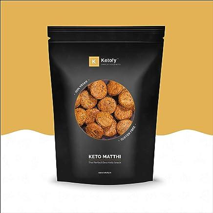 Ketofy - Keto Matthi (500g) | The Perfect Desi Keto Snack