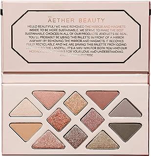 Aether Beauty Rose Quartz Crystal Gemstone Palette
