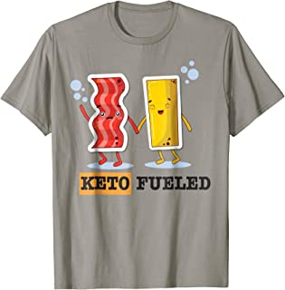 fueled by bacon t shirt