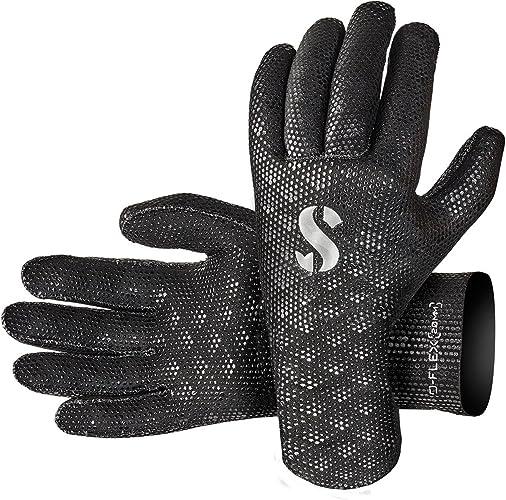 Scubapro D-Flex Gant 2mm Noir