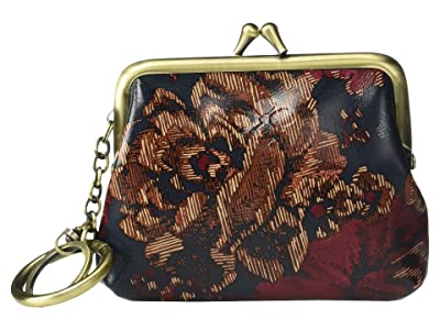 Patricia Nash Large Borse Coin Purse (Fall Tapestry) Coin Purse