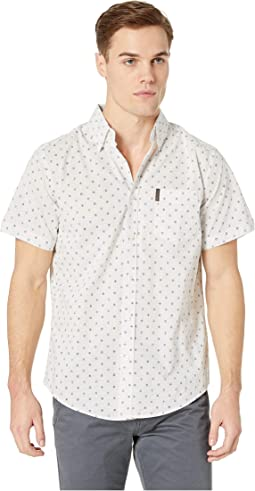 Mixed Target Print Shirt