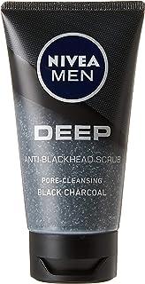 Nivea Men DEEP Anti-Blackheads Scrub, 75 milliliters
