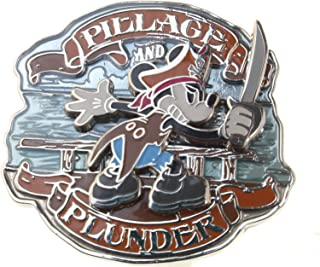 Disney Mickey Mouse Pillage and Plunder Pin