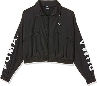 PUMA Womens Chase Chase Woven Jacket