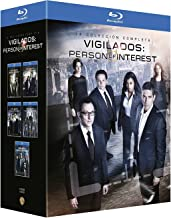 Vigilados (Person Of Interest)Blue Ray Temporada 1-5 Colección Completa [Blu-ray]