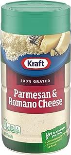 Best kraft 100 parmesan grated cheese Reviews