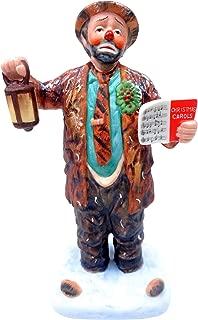 Christmas Carol - The Original Emmett Kelly Circus Collection, Clown Figurine with Original Box
