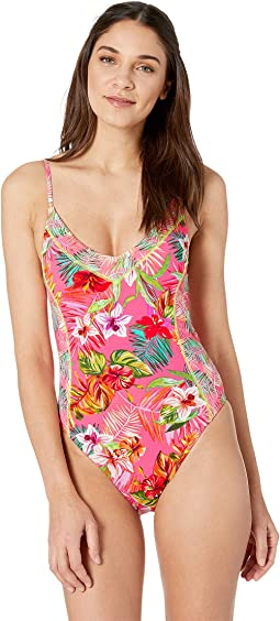 Flor-All or Nothing One-Piece