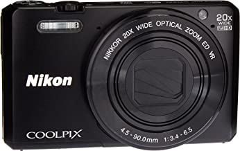 Nikon Coolpix S7000 Wi-Fi Digital Camera (Renewed)