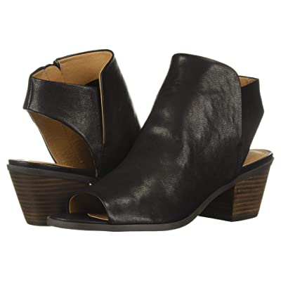 Lucky Brand Baaka (Black) High Heels