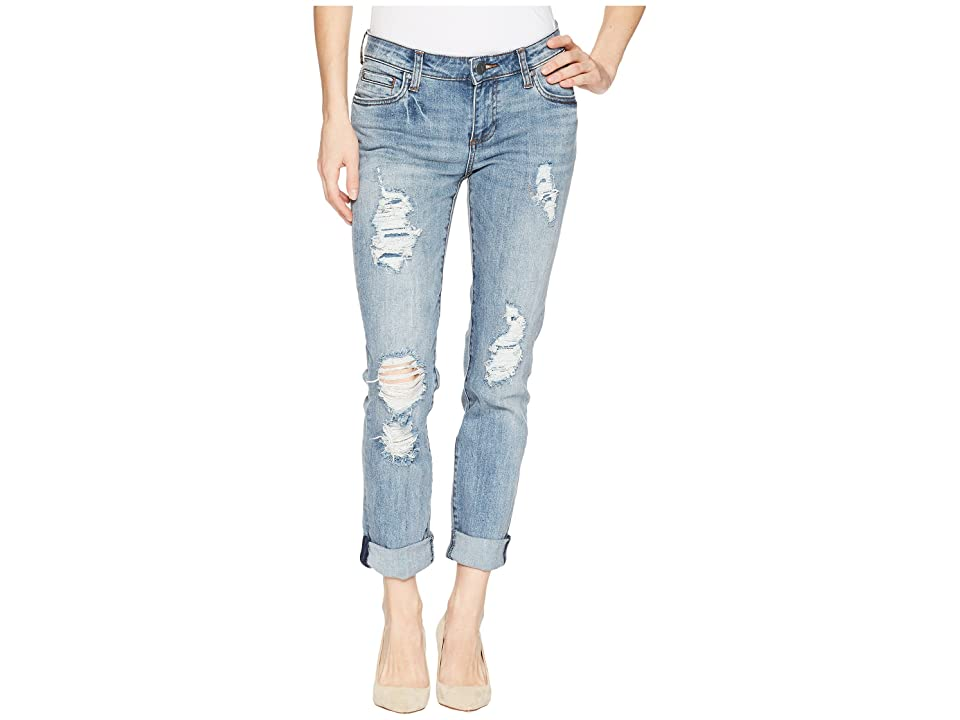 KUT from the Kloth Catherine Boyfriend Five-Pocket in Attract (Attract) Women