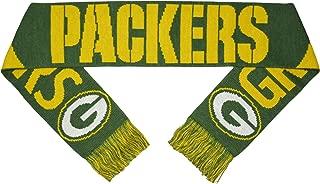 Packers Big Logo Jacquard Jersey Scarf