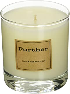 Further Soy Candle- 9 oz. Glass Candle