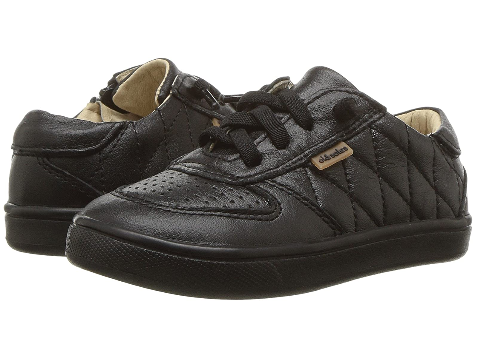 Old Soles Urban Quilt (Toddler/Little Kid/Big Kid)Cheap and distinctive eye-catching shoes