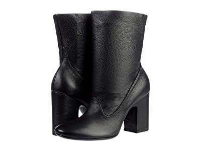 AGL Gem Soft leather Ankle Boot (Black) Women