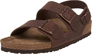 birkenstock style sandals with backstrap