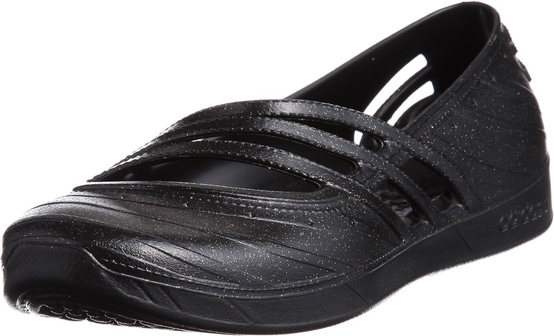Adidas Women's QT Comfort Jellie Pump shoes Black