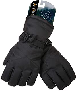 Winter Snow & Ski Touch Screen Gloves - Designed for Skiing, Snowboarding, Shredding, Shoveling & Snowballs