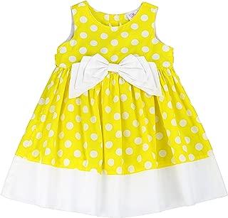 yellow sissy dress