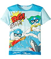 Dolce & Gabbana Kids - Mare T-Shirt (Big Kids)