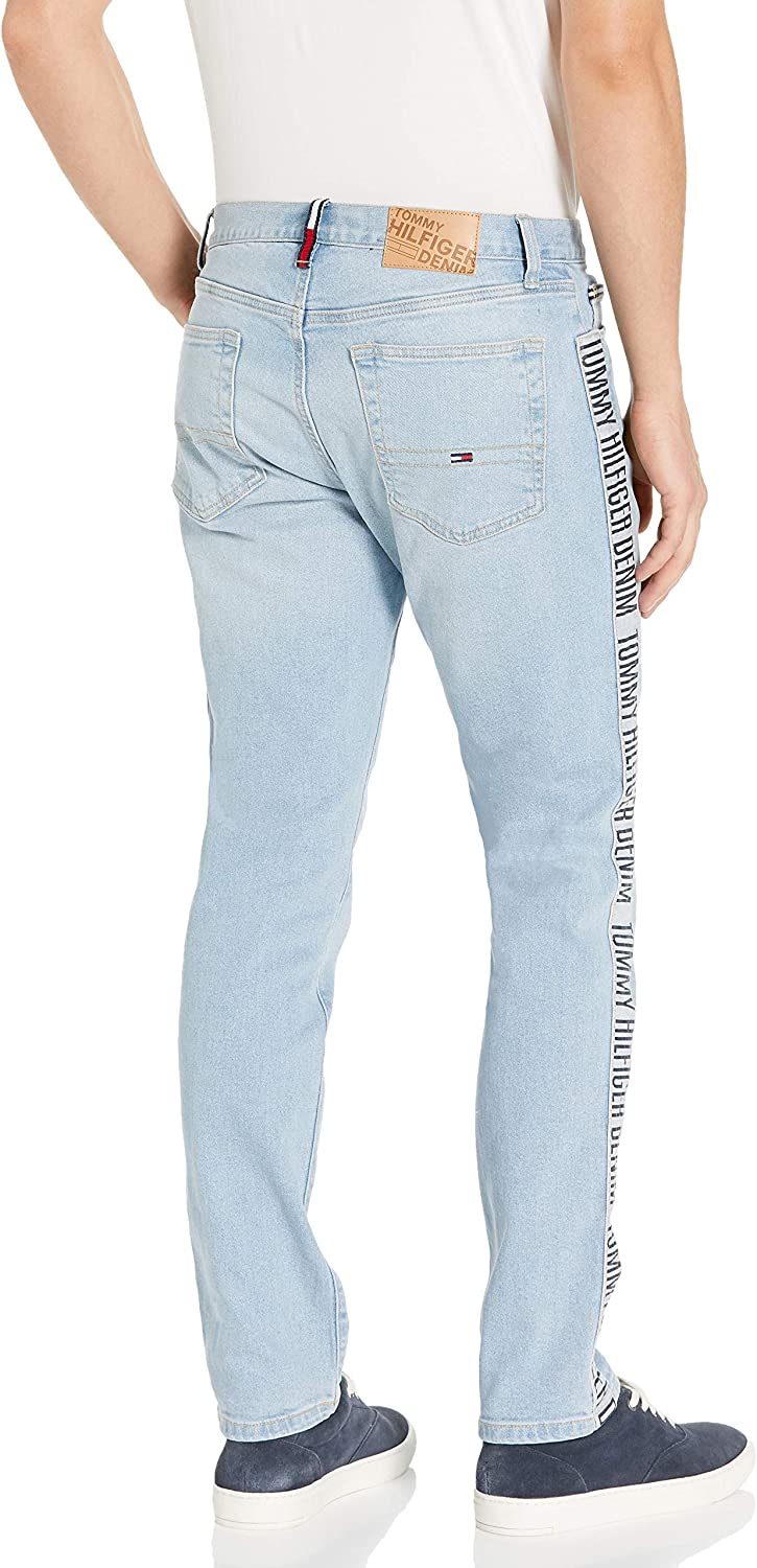 Tommy Hilfiger Mens THD Slim Fit Jeans Jeans