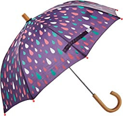 Patterned Raincloud Umbrella