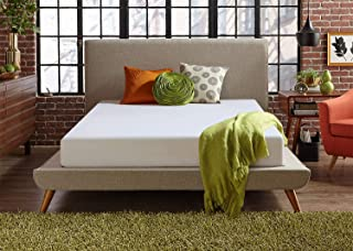 Live and Sleep Classic 10 Inch Plush Memory Foam Mattress - Bed in a Box with Firm Body Support, CertiPUR Certified - King...
