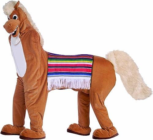 sin mínimo 2 Man Horse Costume Costume Costume Fancy Dress  deportes calientes