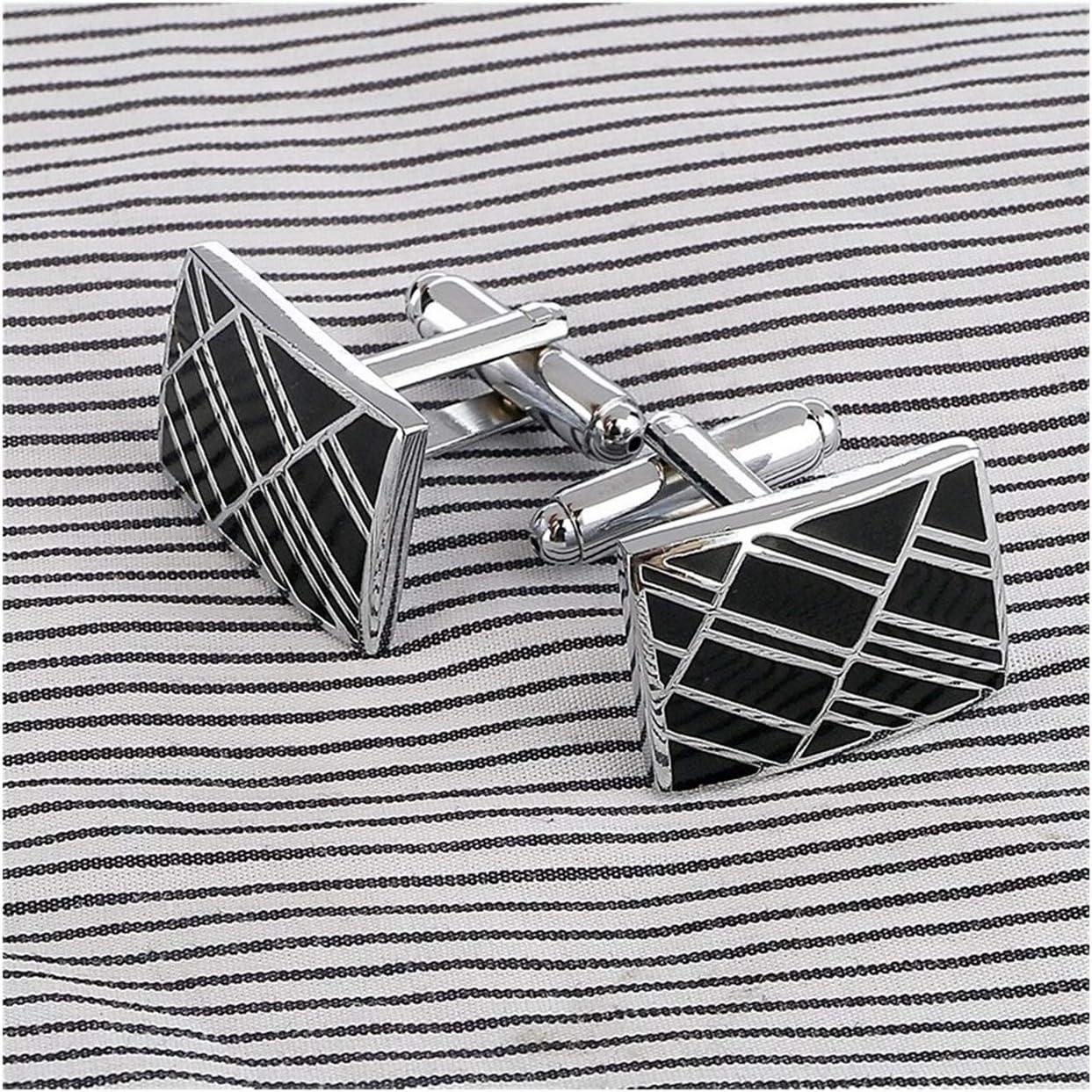 WAZG SYBLD Men's Shirt Cufflinks