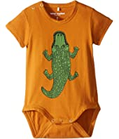 mini rodini - Crocco Short Sleeve Bodysuit (Infant)