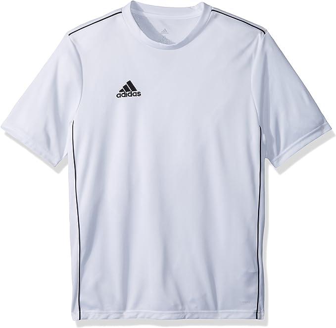 adidas Unisex-Child Soccer Core 18 Training Jersey ... - Amazon.com