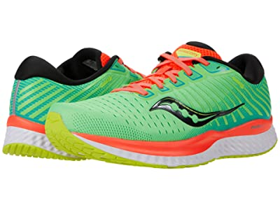 Saucony Guide 13 (Green Mutant) Men
