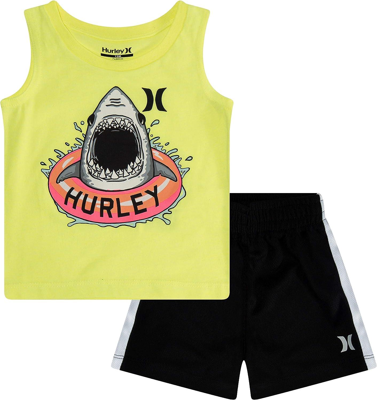 Hurley Boys Graphic Tank Top