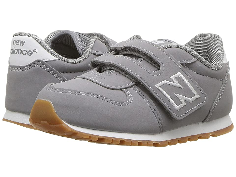 New Balance Kids KA311v1I (Infant/Toddler) (Grey/White) Boys Shoes
